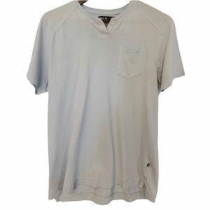 Free Planet Mens Organic Cotton Short Sleeve L